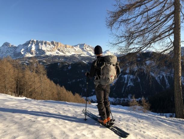 Sci alpinismo per esperti